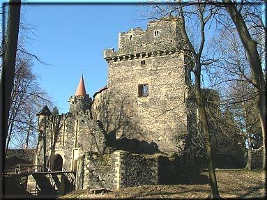Zamek Grodziec Pokoje